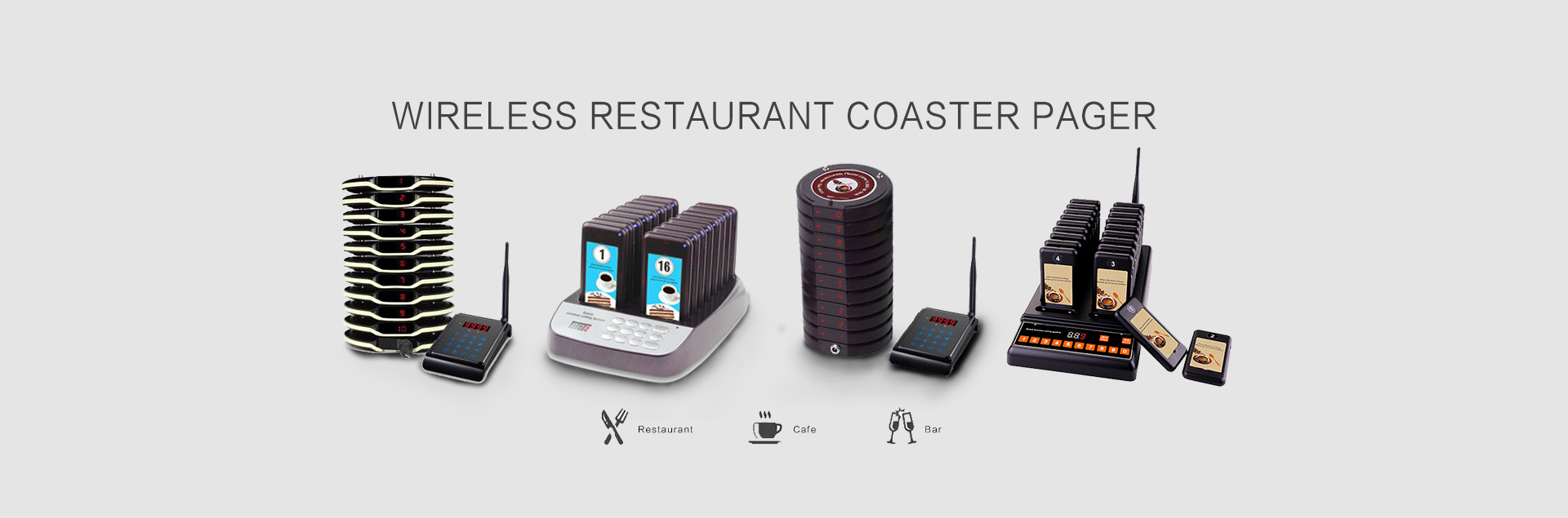 restaurant pagers,restaurant buzzers,call system restaurant