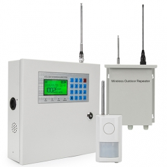 LA 200 Long Range GSM Wireless Alarm System