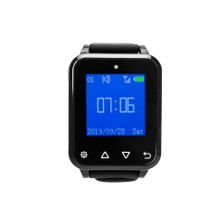 IP65 Waterproof wrist pager/caregiver pager
