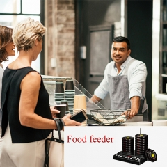E-P1000 coaster paging system for restaurants